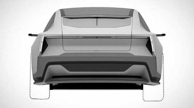 Еще один конкурент Model 3: новый электрокар Polestar