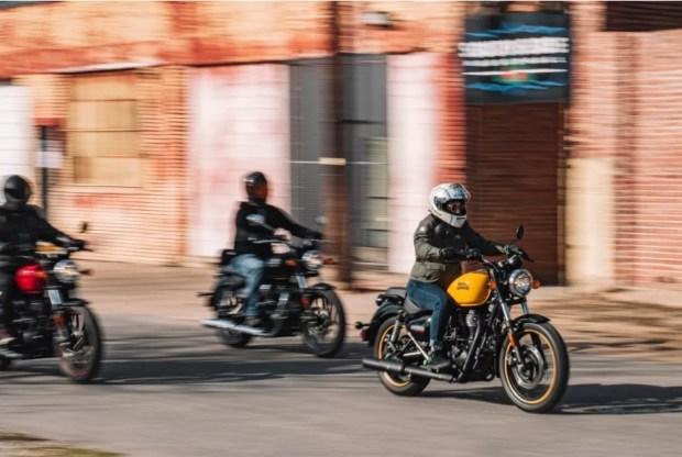 Royal Enfield выпустит мотоцикл за $4.399