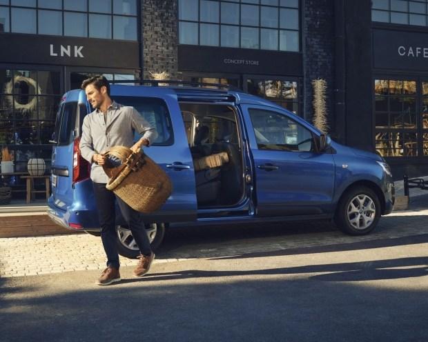 Dacia Dokker превратился в Renault Express