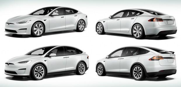 Обновленные Model S и X задерживаются