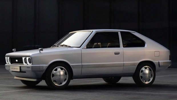 Hyundai разработал ретро концепт в честь своего первого автомобиля
