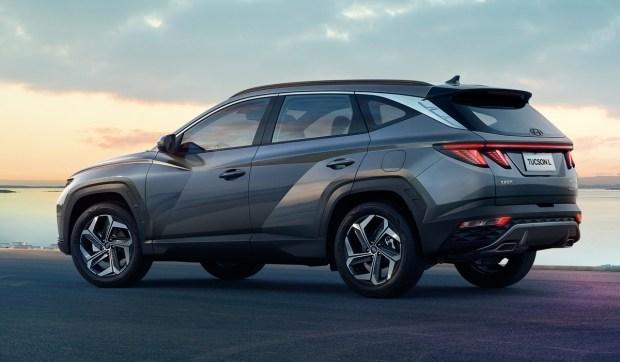Hyundai Tucson L с 200-сильным мотором