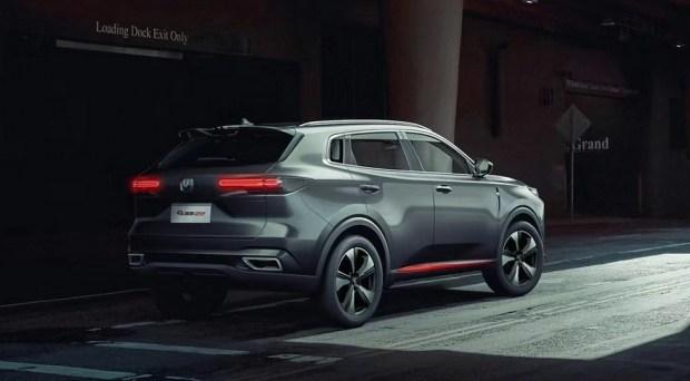 Новый Changan CS55: китайский Peugeot?