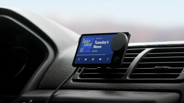Spotify придумала устройство для автомобилей под названием Car Thing