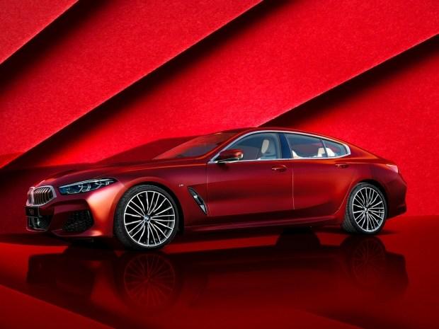 BMW представила «Восьмерку» для коллекционеров