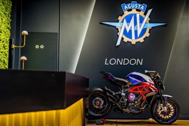 Мотоцикл MV Agusta London Dragster 2021