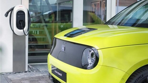 Honda E позаботится о кошельке владельца