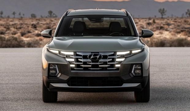 Hyundai представил «фитнес» пикап Santa Cruz
