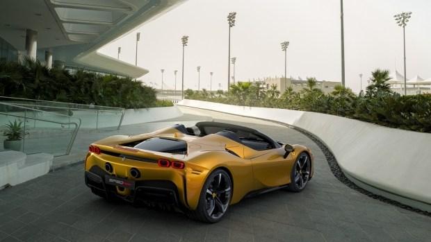 Ferrari готовит свой первый электромобиль