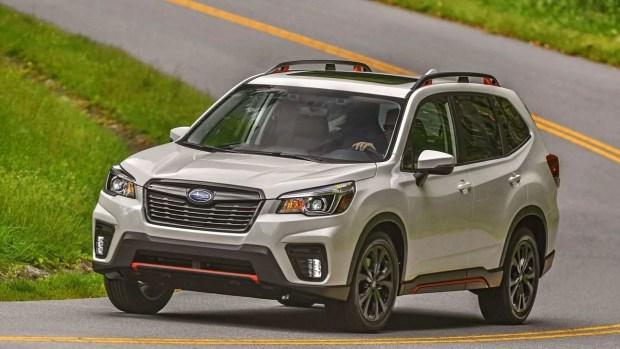 Миллион Subaru отправят на принудительный сервис!