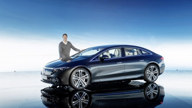 Mercedes-EQ больше не Мерседес?