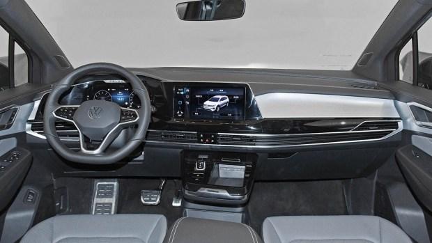 Три метра между осями: VW представил свой самый большой кроссовер Talagon