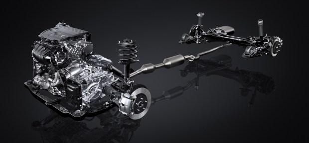 Обновлённый Lexus ES позаботится о безопасности