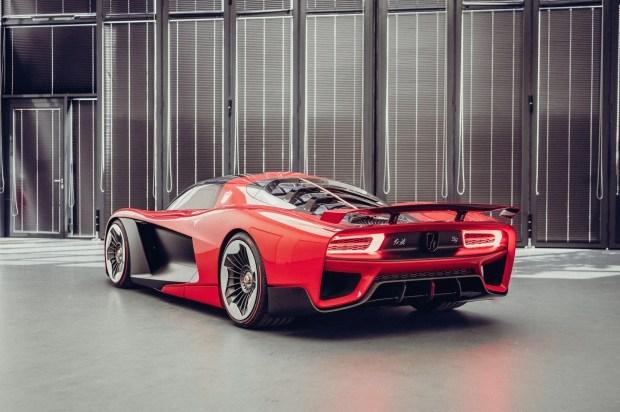 Hongqi S9: китайский автомобиль за $1,5 млн