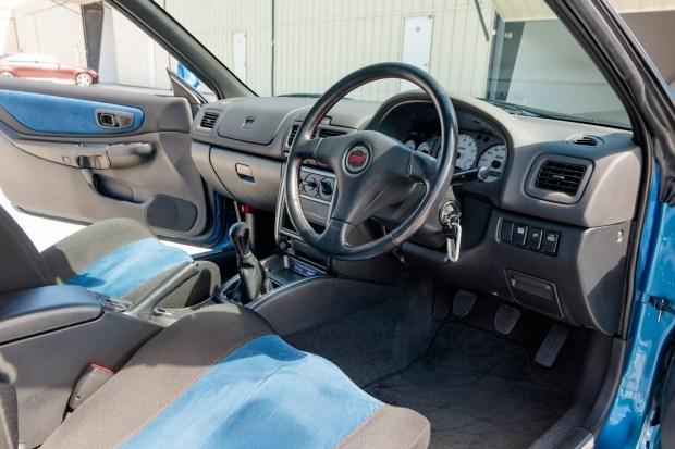 Историческая ценность: 312 тыс. долларов за Subaru Impreza