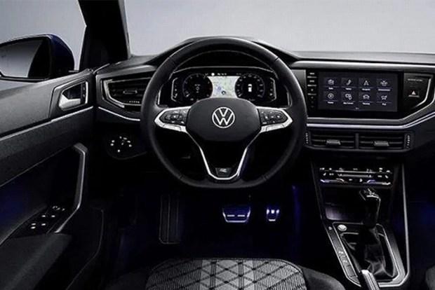 Новый VW Polo раскрыли до премьеры