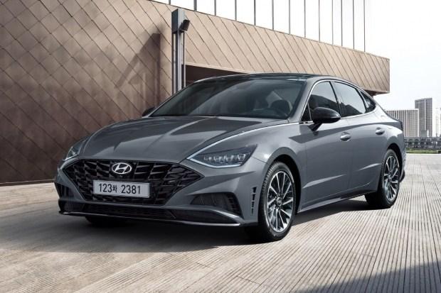 Новый Hyundai Sonata стал еще новее