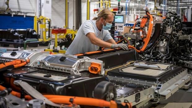 Volvo намерена стать производителем с замкнутым циклом