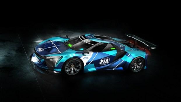 Теперь и GT: электрокары вытесняют гоночные авто на ДВС
