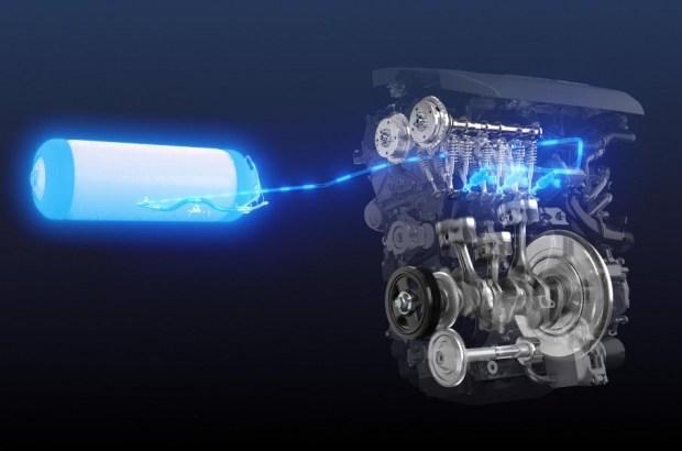 Toyota приступает к тяжелым испытаниям водородного двигателя