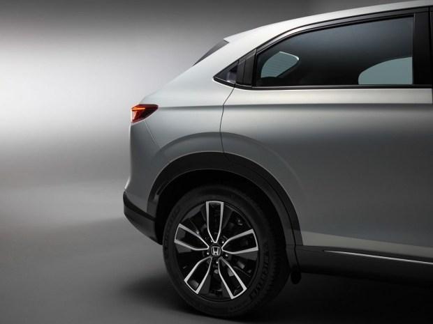Honda представила новый  HR-V для Европы