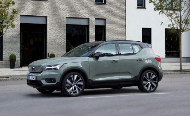 Ford и Volvo выпускают самые безопасные электромобили?