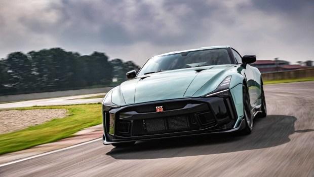 Nismo раскрыл детали эксклюзивного Nissan GT-R50