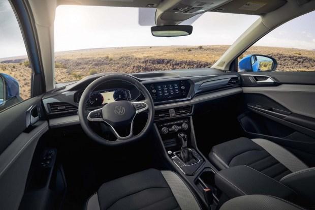 Сколько стоит новый VW Taos?