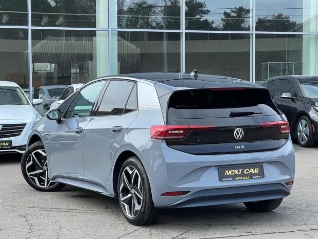 В Украине доступны для покупки эксклюзивные электромобили Volkswagen ID.3