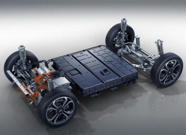 Honda с моторами от GM