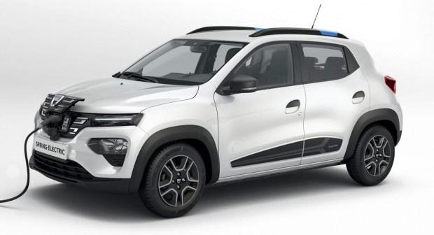 Электрическая Dacia Spring оказалась лучше Tesla Model Y