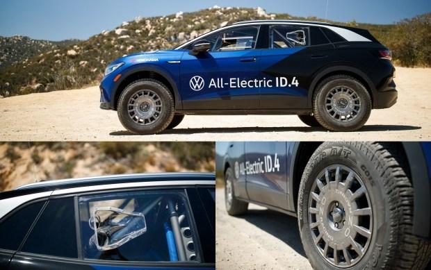 1000 миль пустыни. Выдержит ли VW ID.4