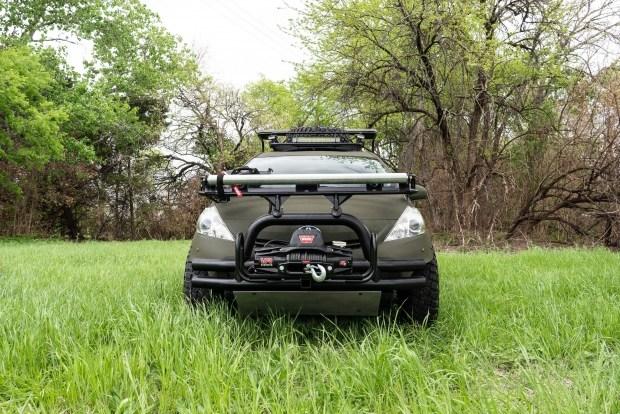 «Волк в овечьей шкуре»: Toyota Prius превратилась в машину для охоты
