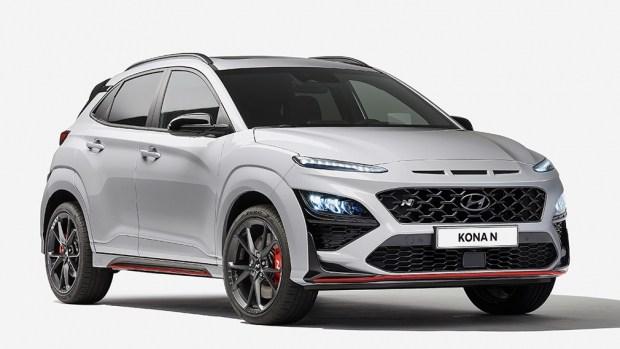 Быстрее Porsche Macan: Hyundai представил «заряженную» Kona N