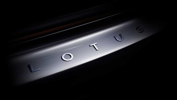 Lotus анонсировал 4 платформы и раскрыл имя нового спорткара