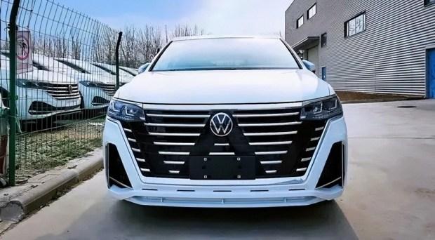 Volkswagen Viloran обновлен спустя год