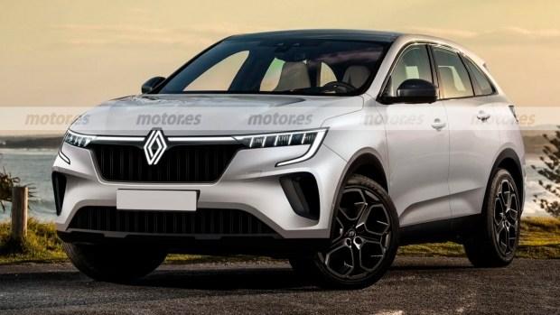 Renault превратит Kadjar в купе