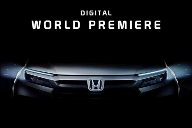 Honda готовит мировую премьеру: кроссовер или компактвэн?