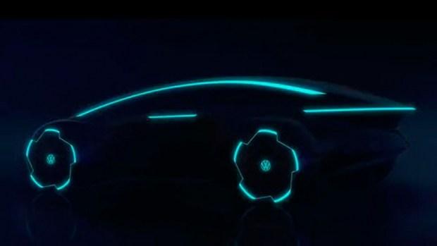 VW Project Trinity: каким будет «дешёвый» флагман Фольксваген?