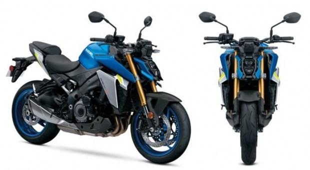 Новый мотоцикл Suzuki GSX-S1000
