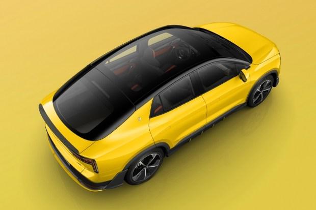 Кросс-купе Aiways от создателя Ferrari Enzo