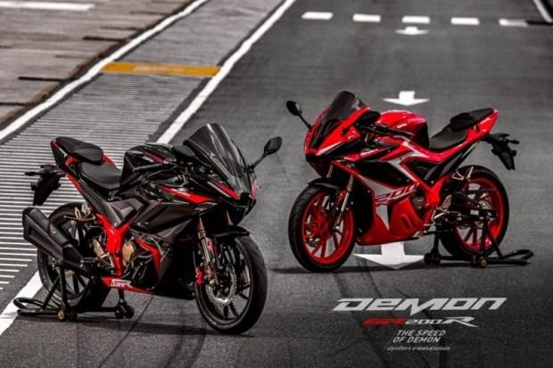 Мотоцикл GPX Demon GR200