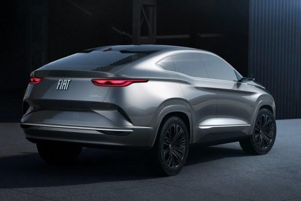 Fiat заходит в класс кросс-купе