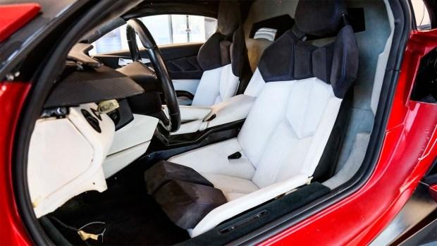 Продается редкий арабский суперкар из «Форсажа»