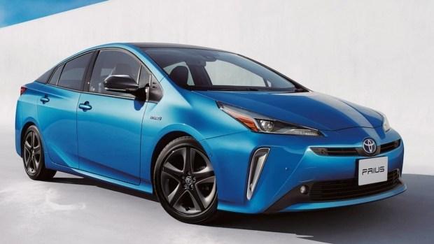 Первые подробности о совершенно новой Toyota Prius