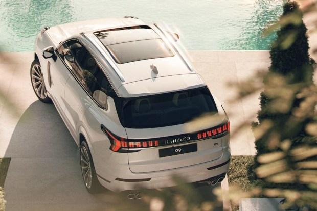 Еще один китайский Volvo XC90