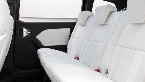Daimler представил электрический компактвэн - Mercedes-Benz EQT