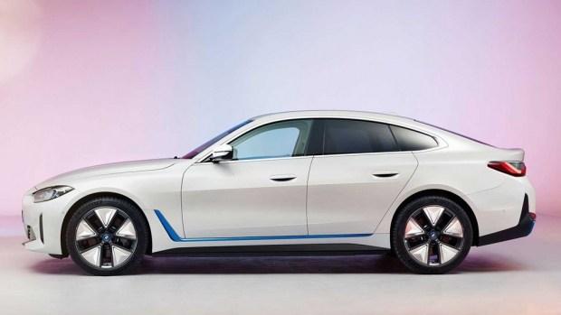Как будет звучать спортивная М-версия электромобиля BMW i4