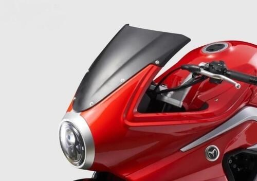 Угадаете, что за мотоцикл? Подсказка: это не MV Agusta Superveloce