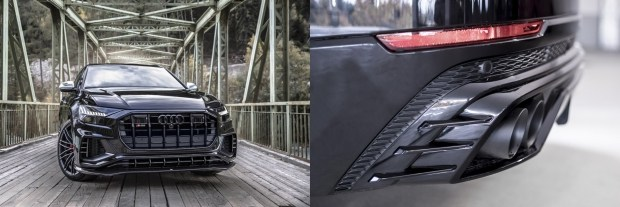 Audi SQ8 TFSI от ателье ABT обошёл в отдаче RS Q8